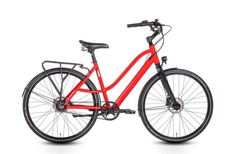 Bzen Amsterdam - miejski rower elektryczny