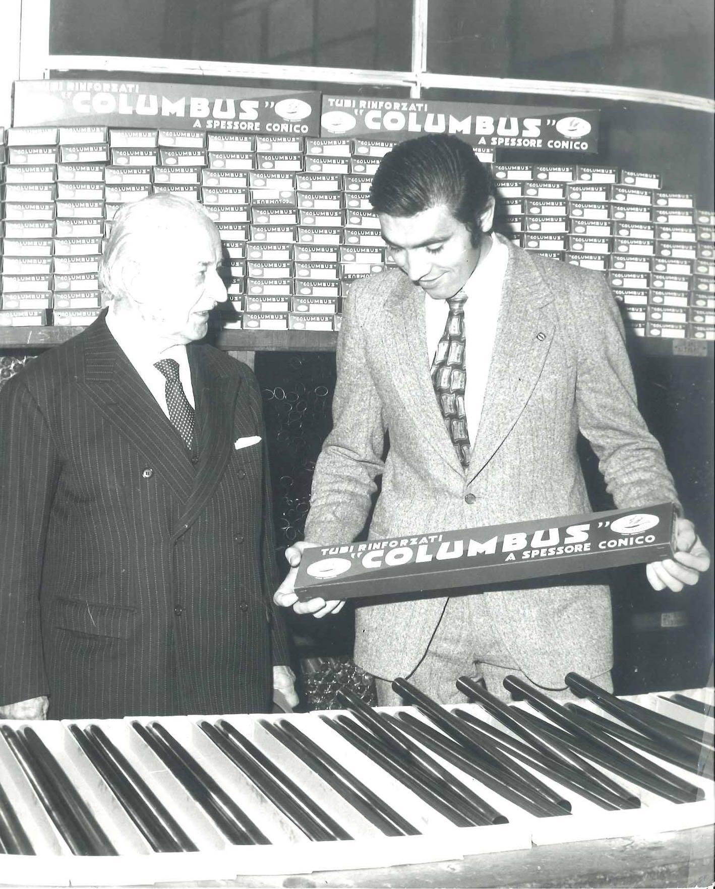 Angelo Colombo, Eddy Merckx