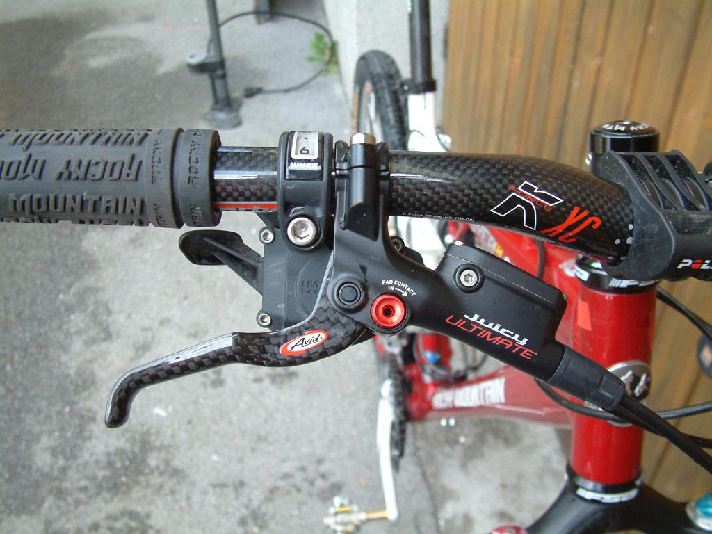 Hamulce hydrauliczne w rowerze