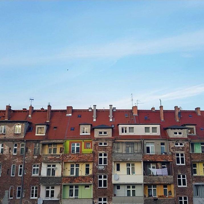 budynki mieszkalne we wrocławiu