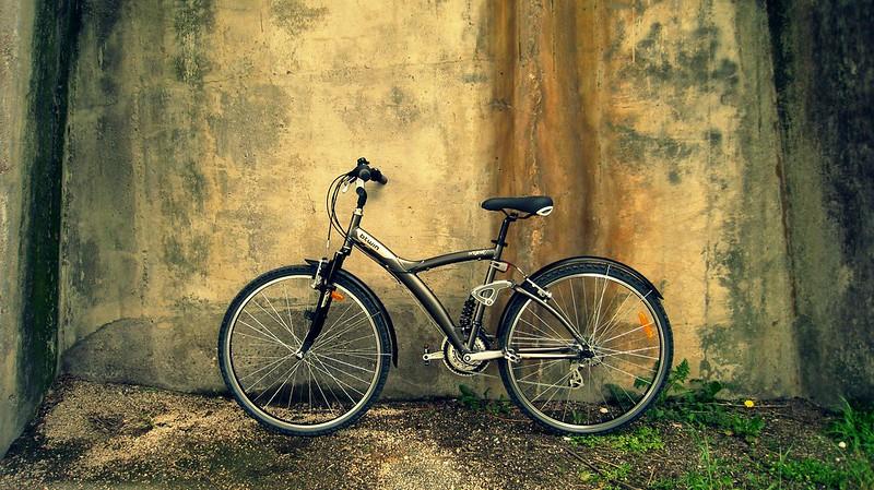 Rowery używane z marketu