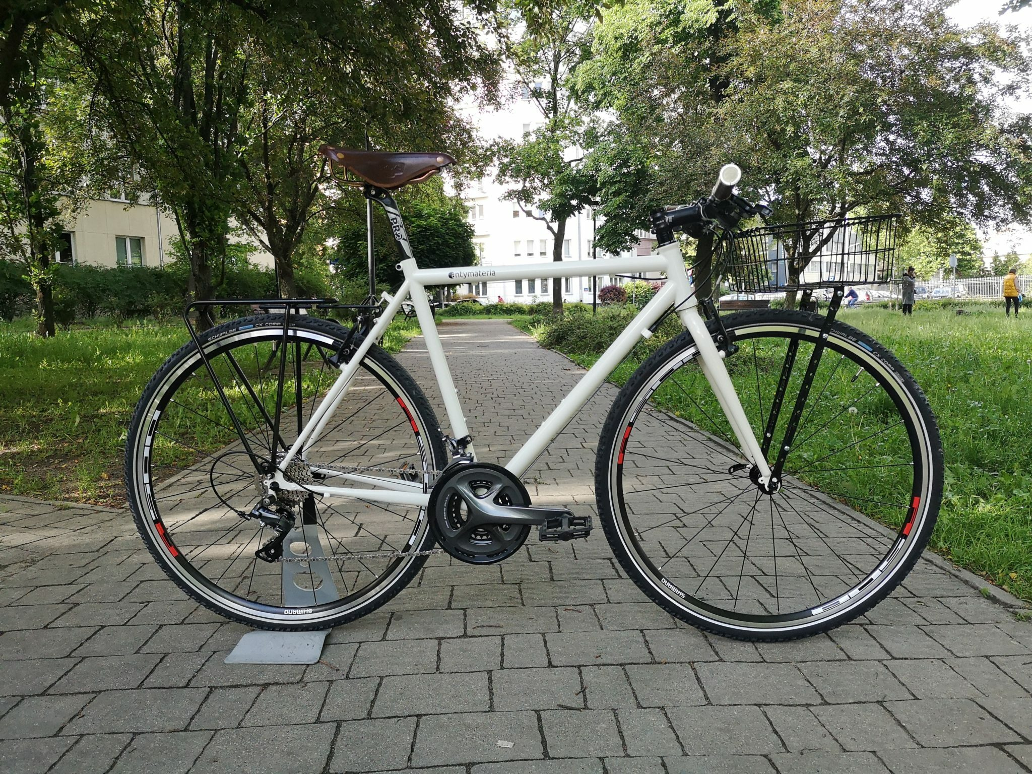 Rower trekingowy