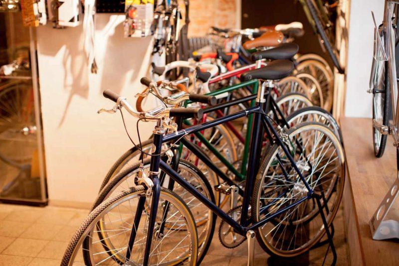 Antymateria Gotowe rowery