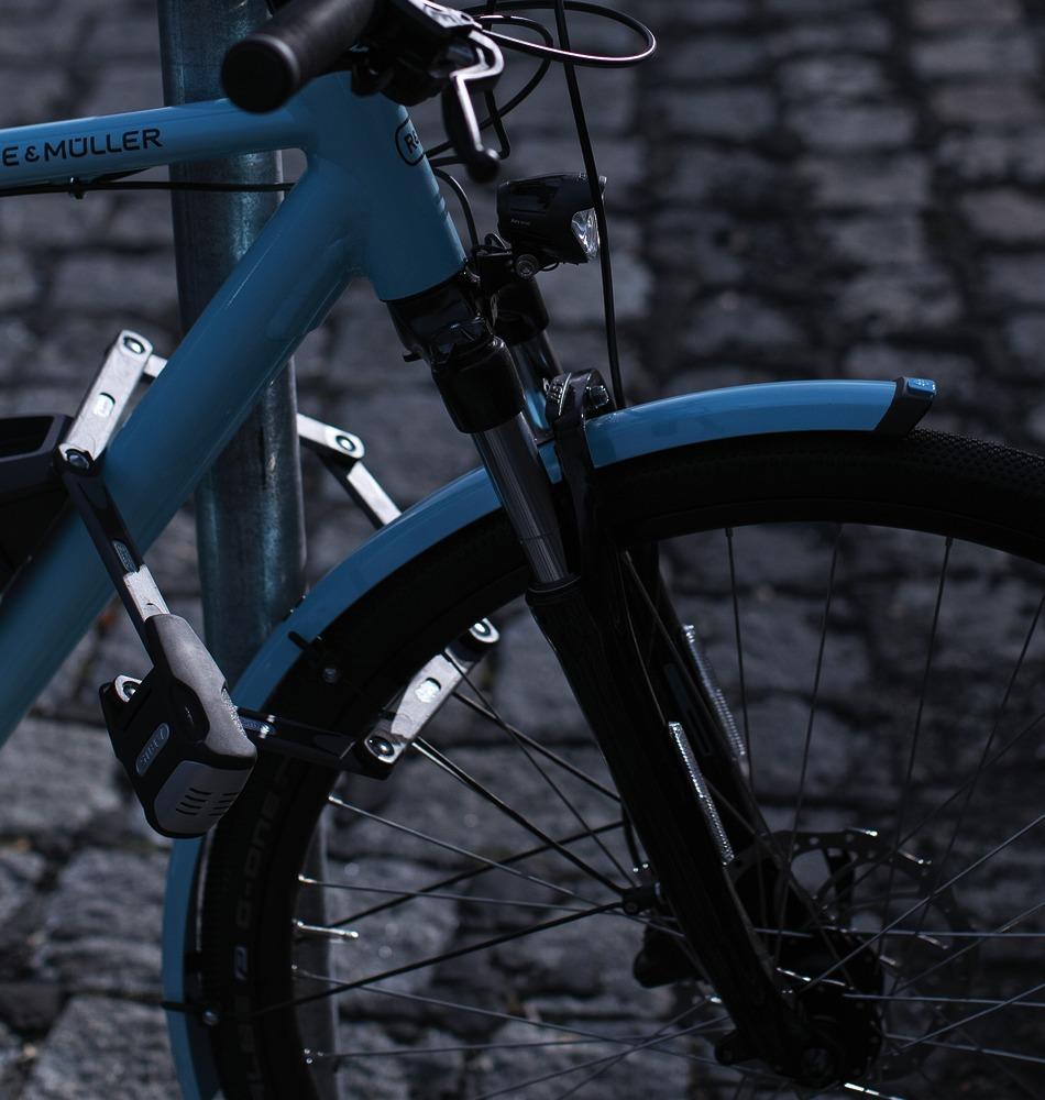 Zabezpieczenia rowerowe - abus bordo
