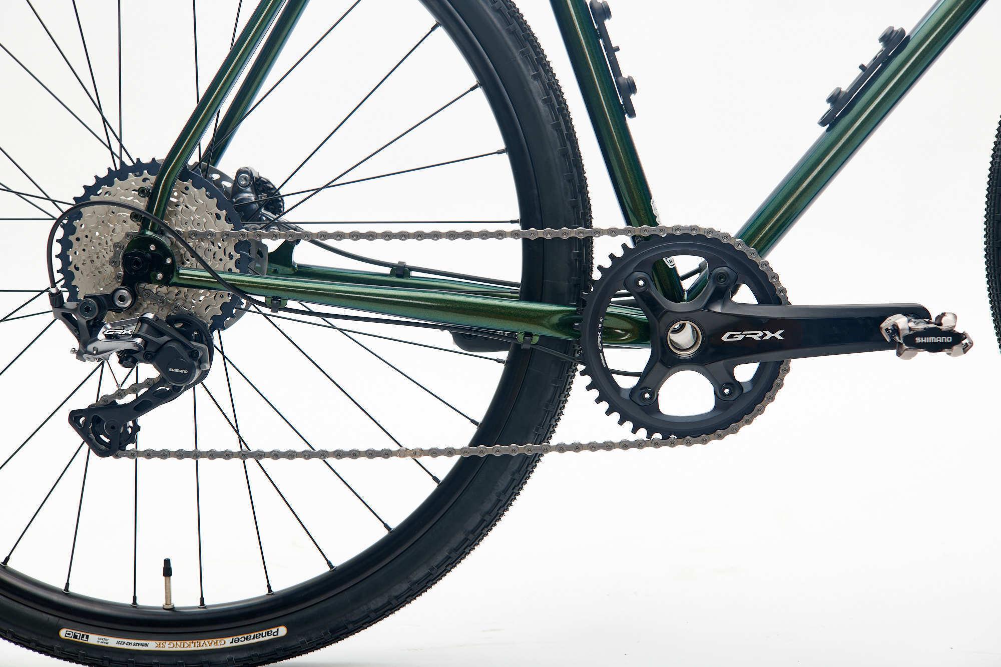 Rower gravel i Shimano GRX