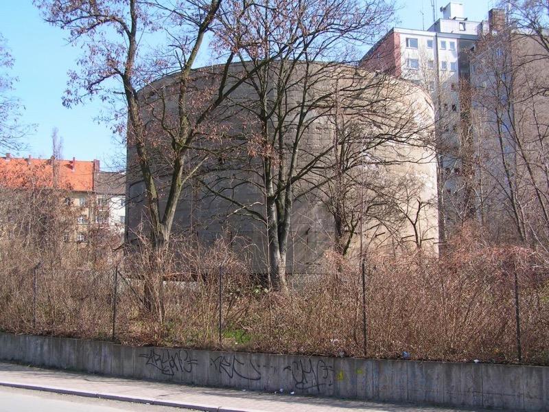 Berlin na rowerze Belastungkoerper