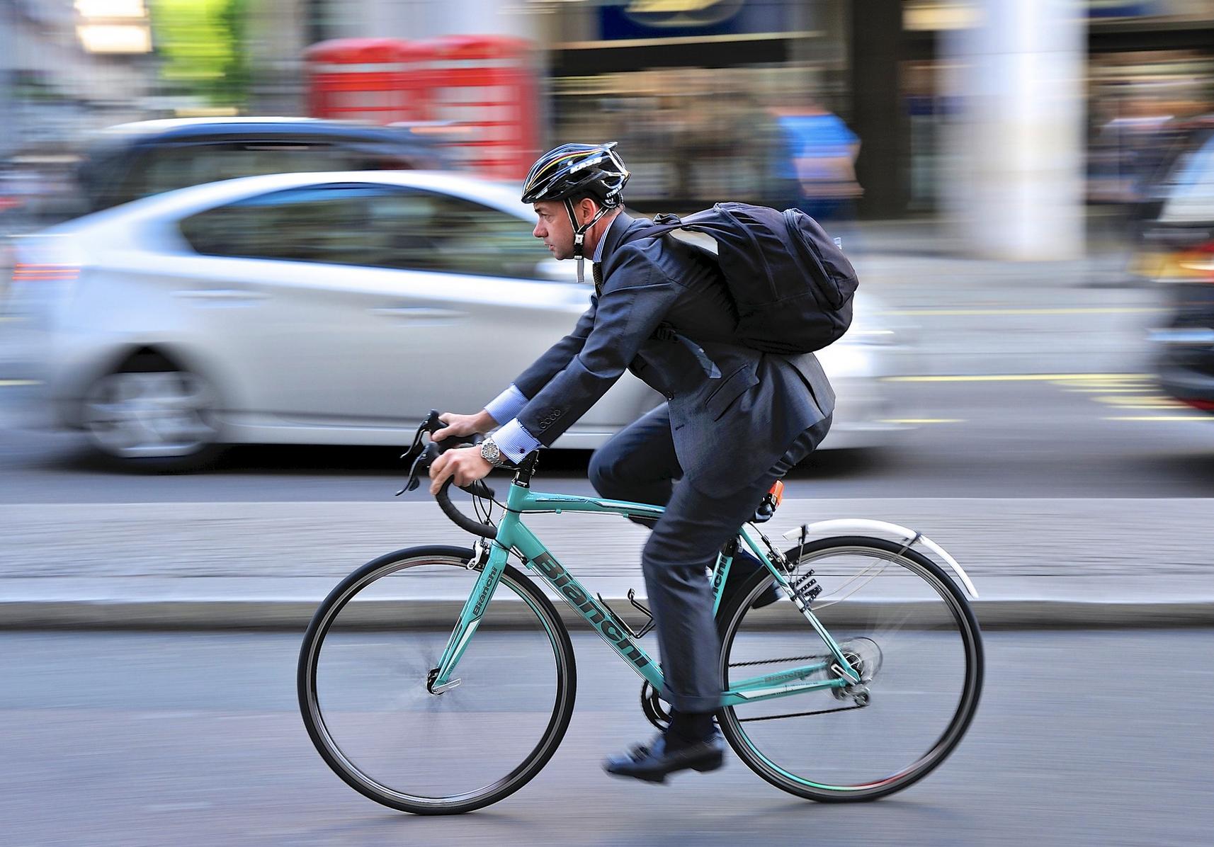 Rower w pracy, czy może być kosztem?