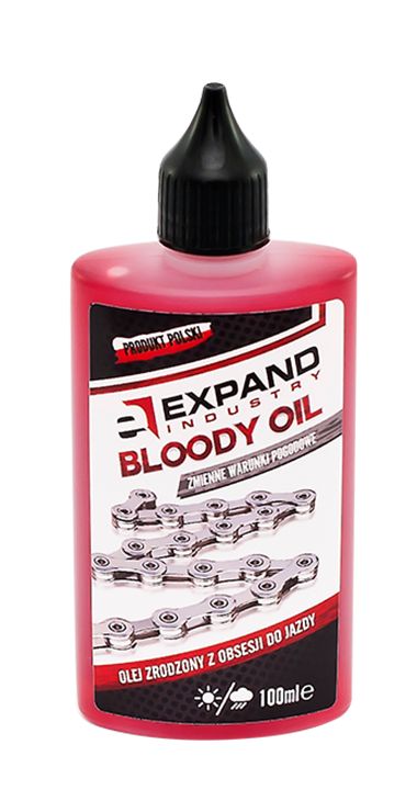 bloody oil expand