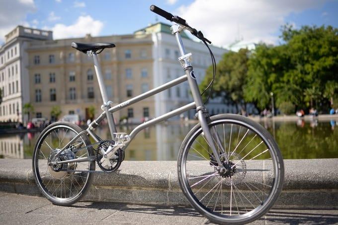 Rower składany VelloBike