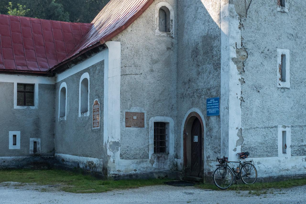 Kościół architektura Filip Springer
