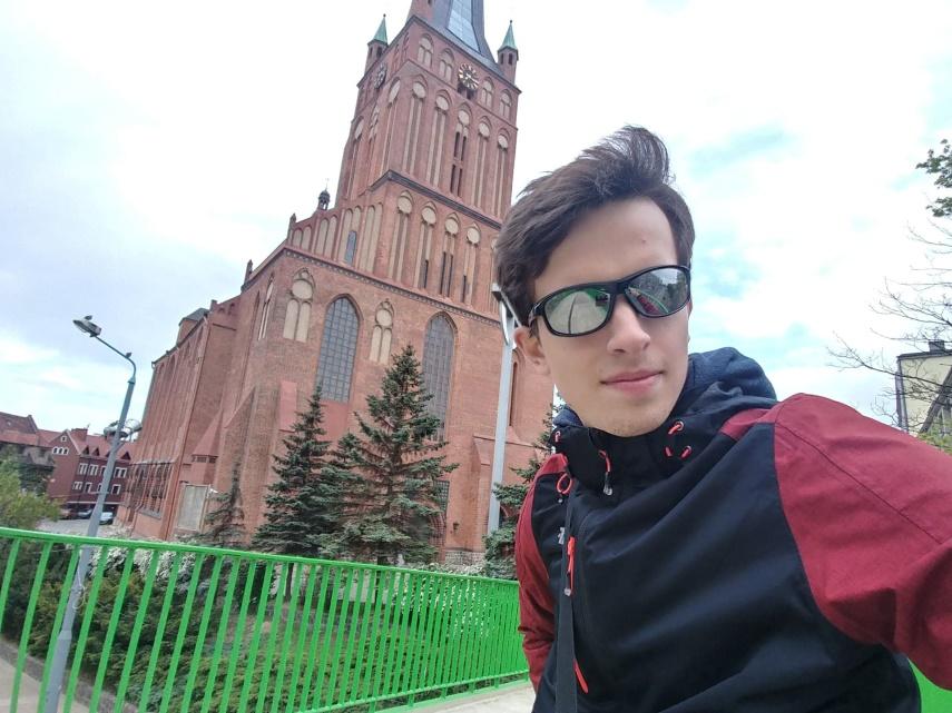 katedra szczecin