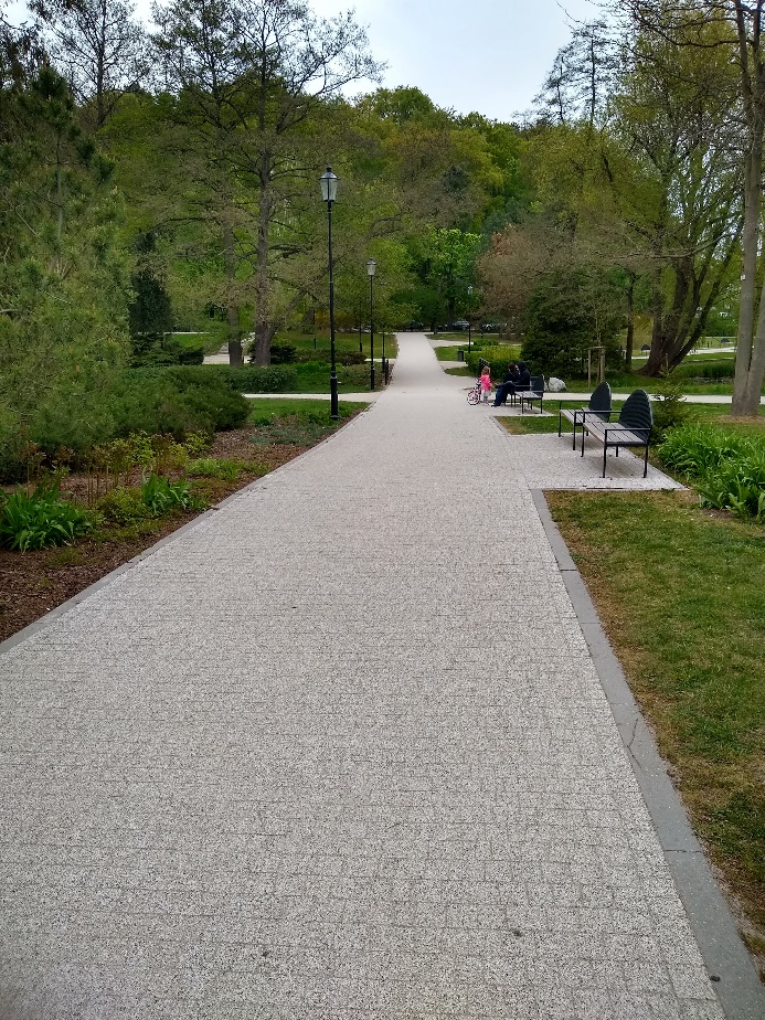 park gdańsk