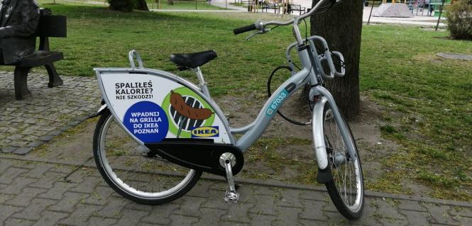 poznański rower miejski