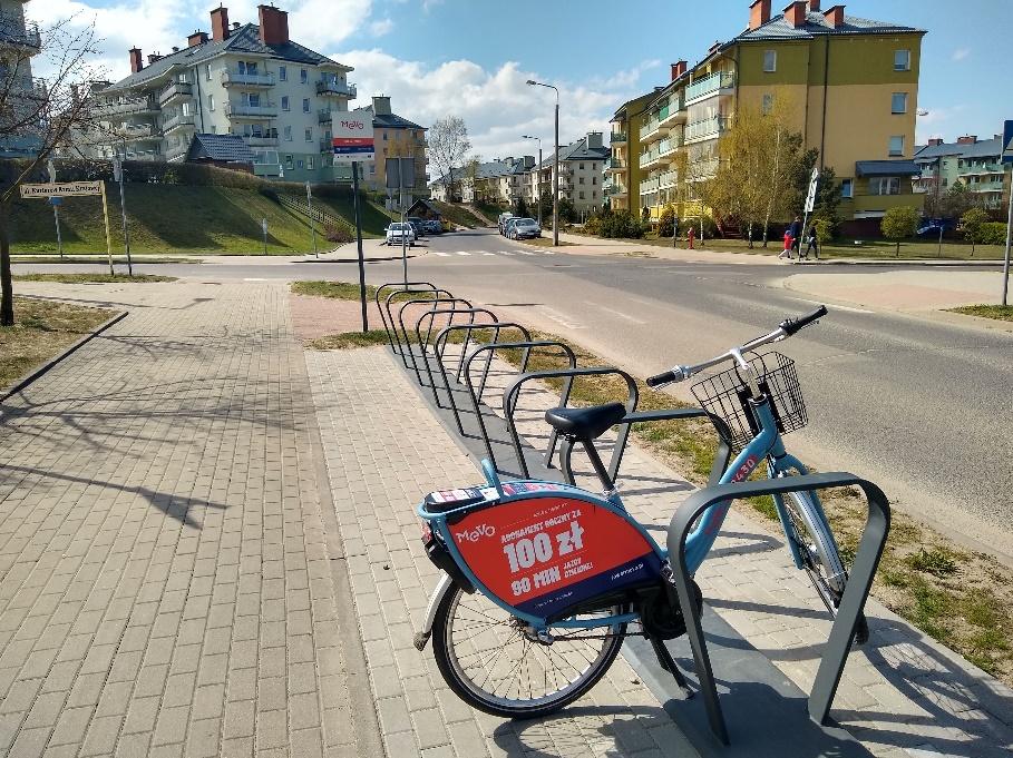 rower miejski gdańsk