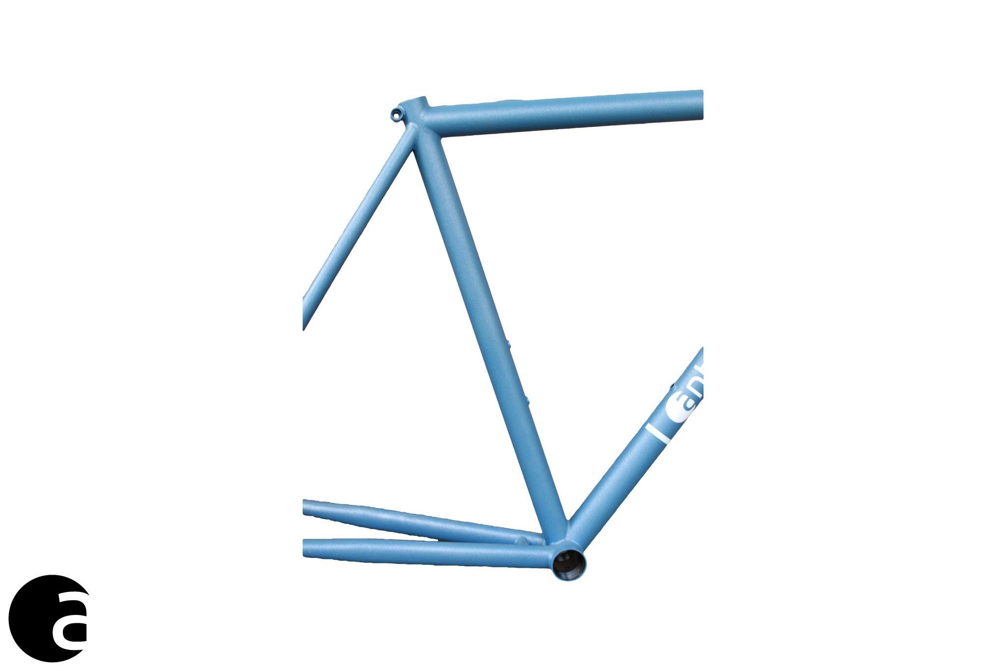 Rura w ramie rowerowej