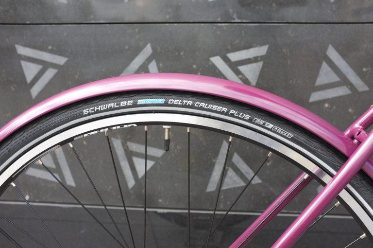 Ciśnienie w oponach rowerowych
