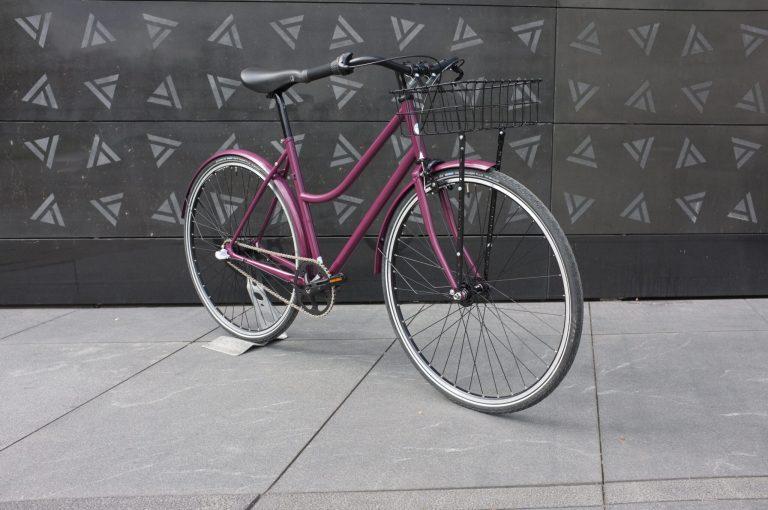 Odchudzanie na rowerze damskim